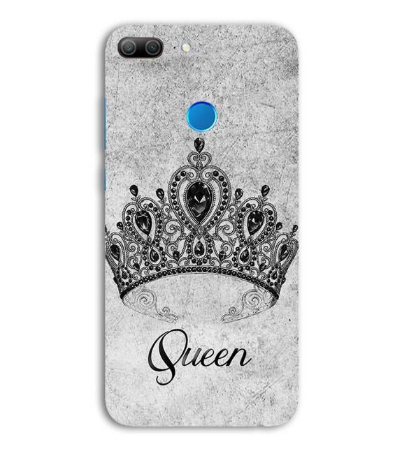 Queen Back Cover for Huawei Honor 9 Lite