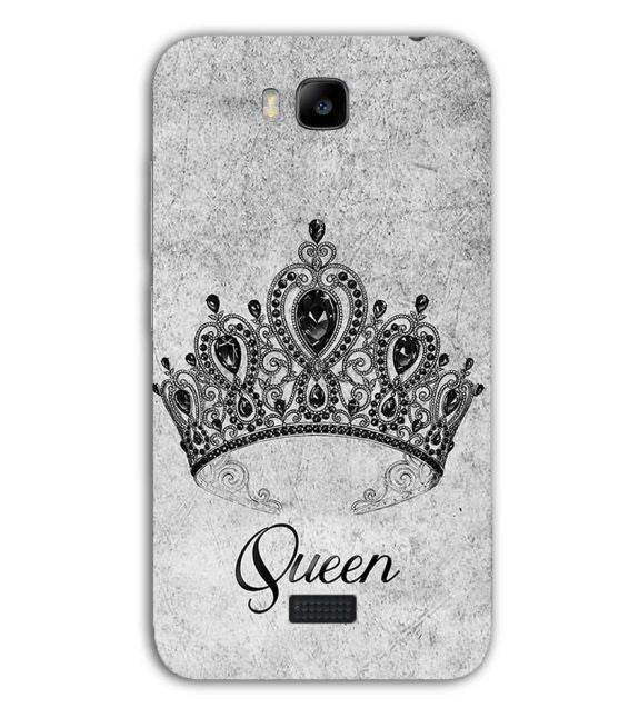 Queen Back Cover for Huawei Honor Bee