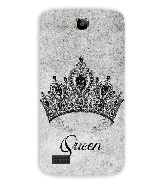 Queen Back Cover for Huawei Honor Holly
