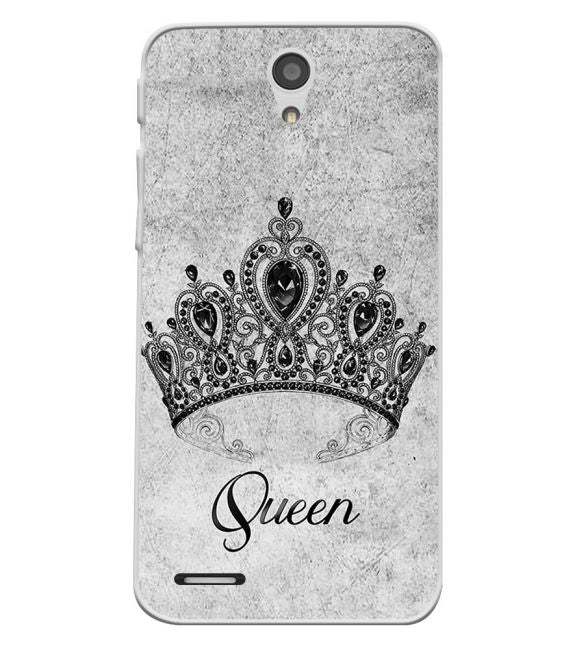 Queen Back Cover for InFocus M260
