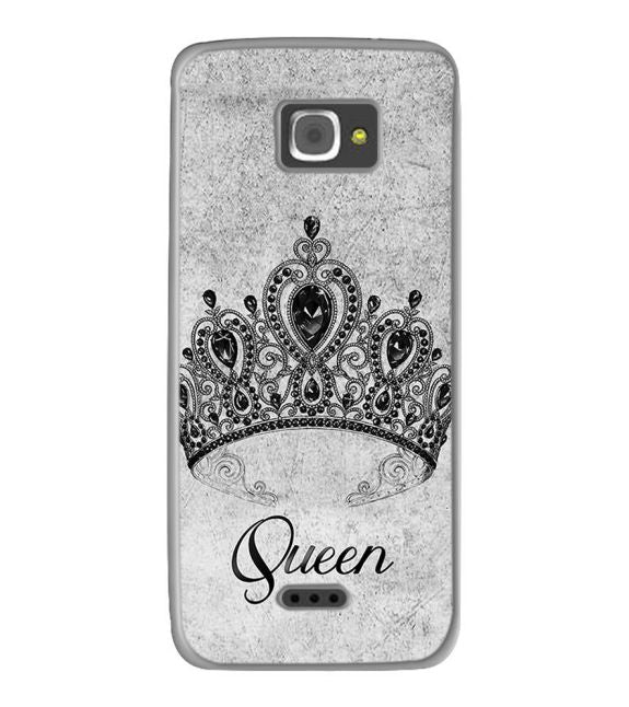 Queen Back Cover for InFocus M350