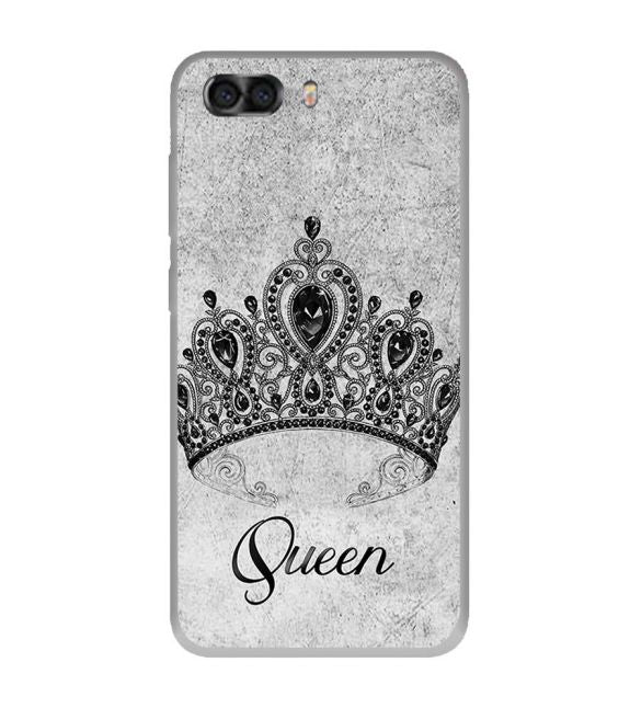Queen Back Cover for InFocus Turbo 5 Plus
