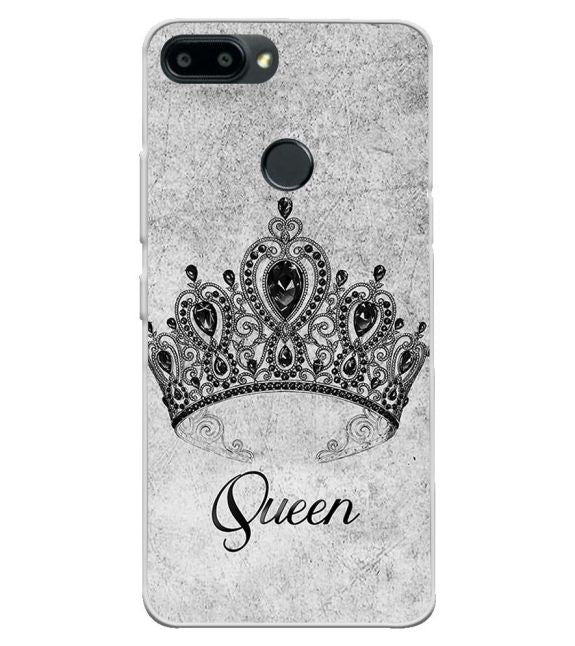 Queen Back Cover for Itel A45