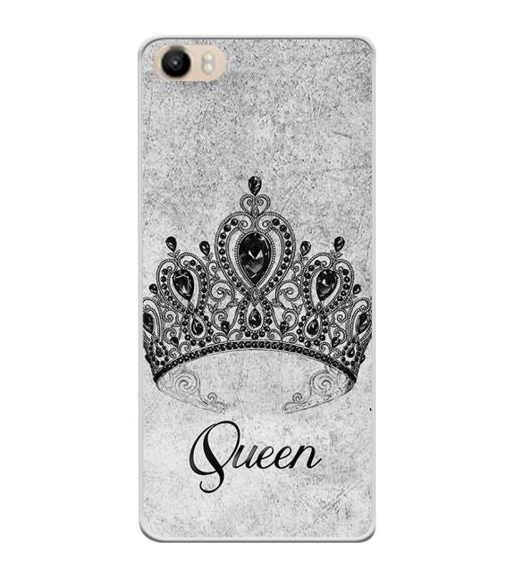 Queen Back Cover for Itel PowerPro P41