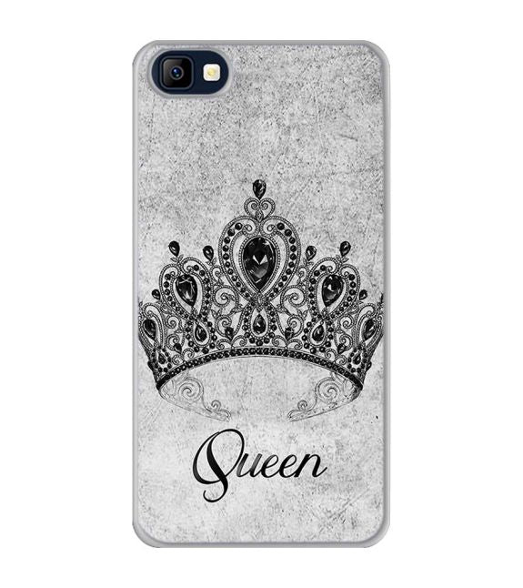 Queen Back Cover for Karbonn K9 Smart Selfie