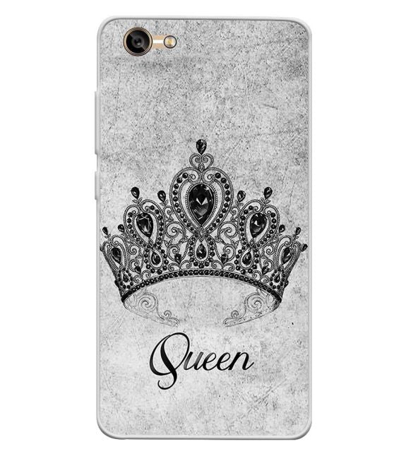 Queen Back Cover for Lava A77