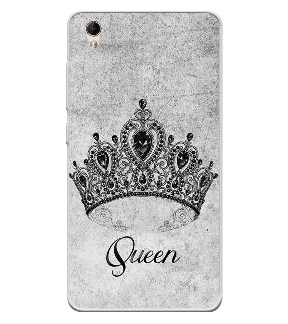 Queen Back Cover for Lava Z60