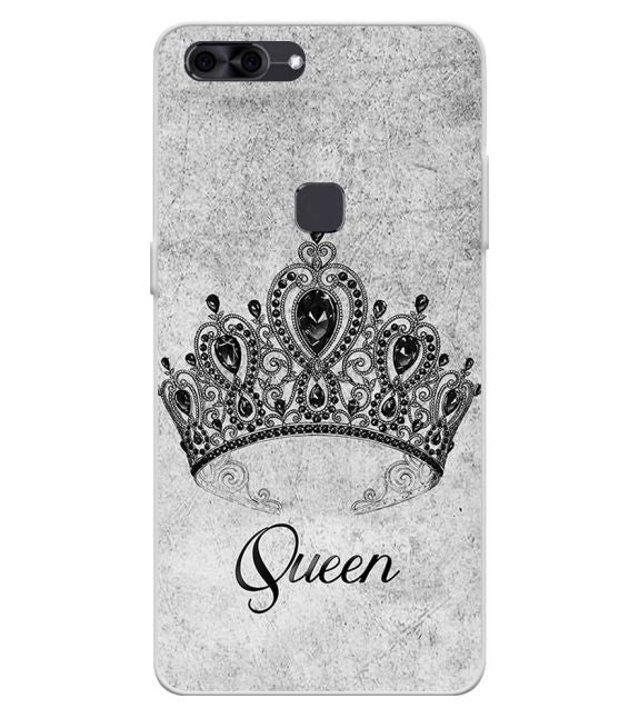 Queen Back Cover for Lava Z90