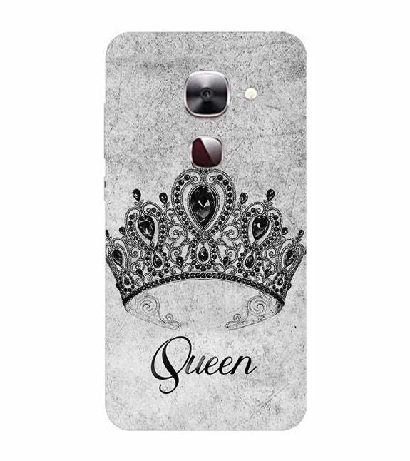 Queen Back Cover for LeEco Le 2s