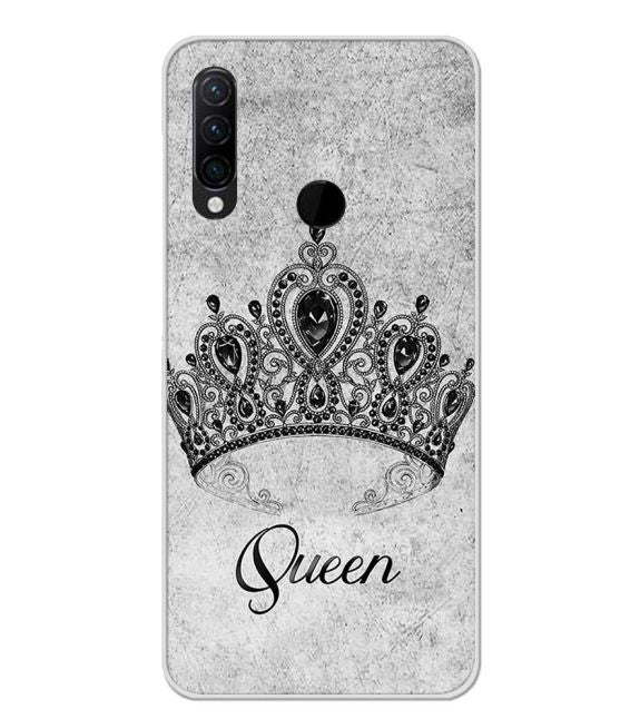 Queen Back Cover for Lenovo K10 Note