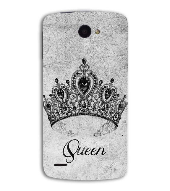 Queen Back Cover for Lenovo S920