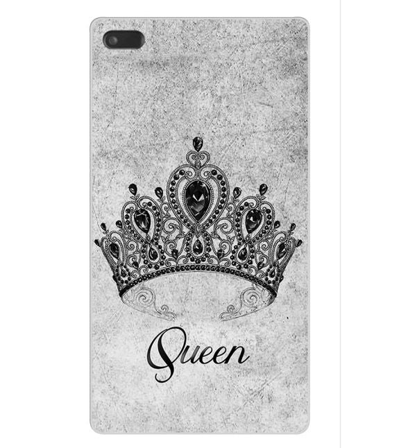 Queen Back Cover for Lenovo Tab 7