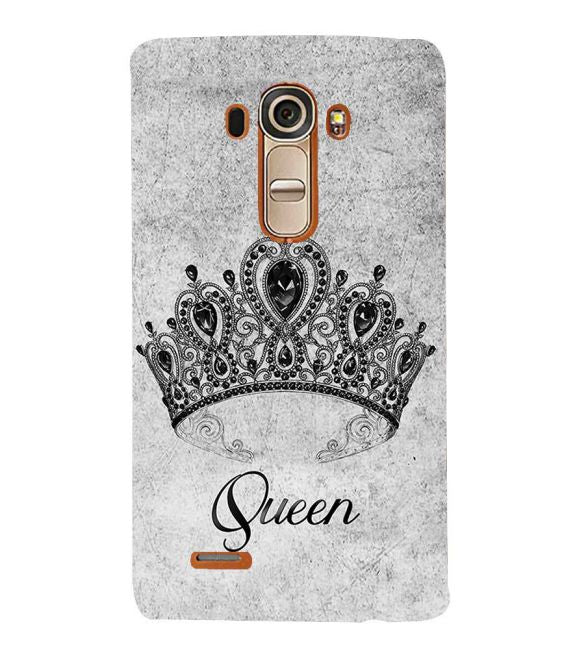 Queen Back Cover for LG G4