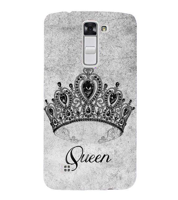 Queen Back Cover for LG K10