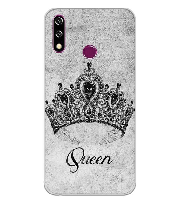 Queen Back Cover for LG W10
