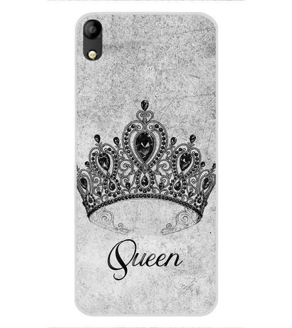 Queen Back Cover for Mobistar C1