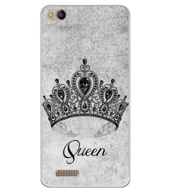Queen Back Cover for Mobistar CQ Dual