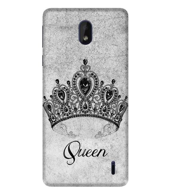 Queen Back Cover for Nokia 1 Plus