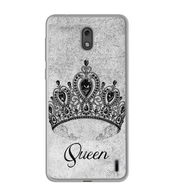 Queen Back Cover for Nokia 2