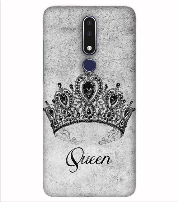 Queen Back Cover for Nokia 7.1