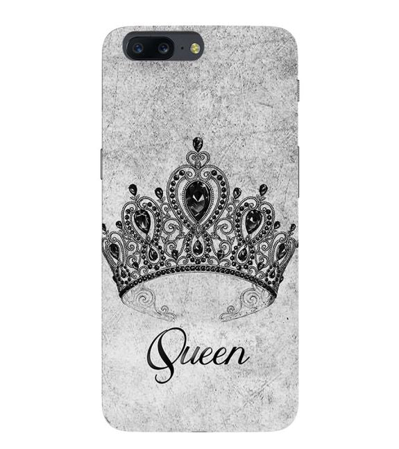Queen Back Cover for OnePlus 5