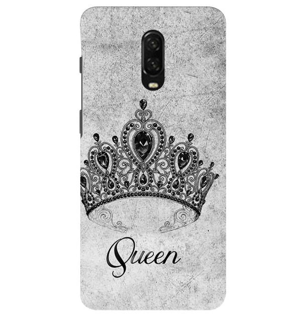 Queen Back Cover for OnePlus 6T