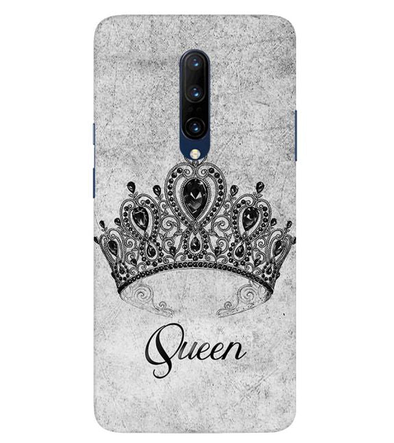 Queen Back Cover for OnePlus 7 Pro