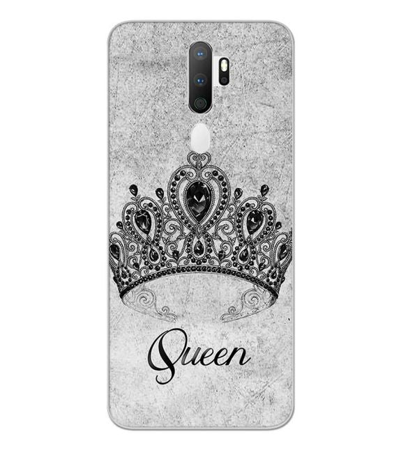 Queen Back Cover for Oppo A5 (2020)