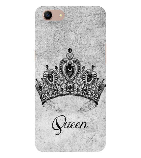 Queen Back Cover for Oppo A83