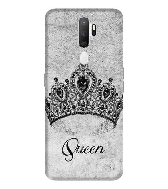 Queen Back Cover for Oppo A9 (2020)
