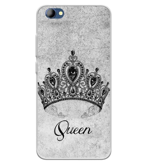 Queen Back Cover for Panasonic Eluga I4