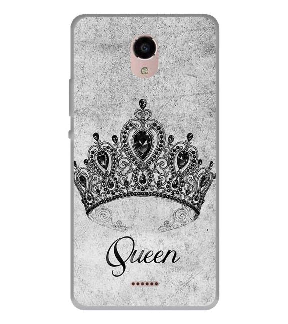 Queen Back Cover for Panasonic Eluga RayX