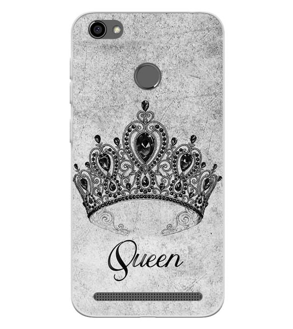 Queen Back Cover for Panasonic P85 NXT