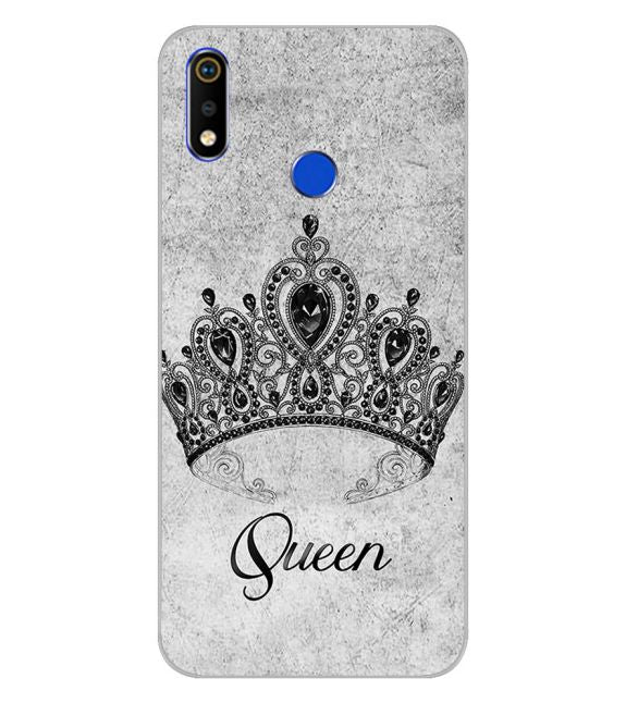 Queen Back Cover for Realme 3i