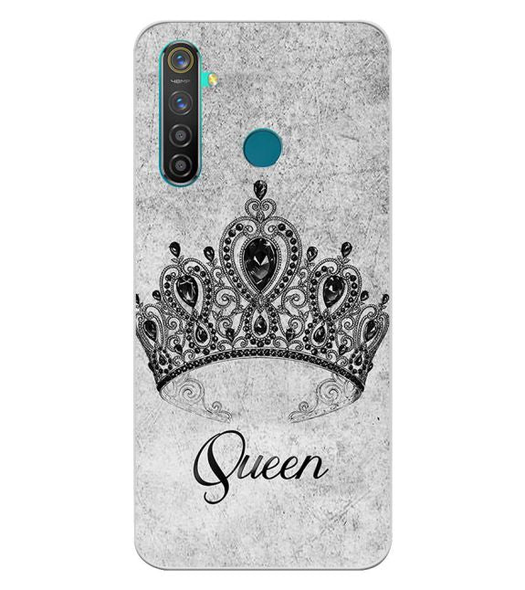 Queen Back Cover for Realme 5 Pro
