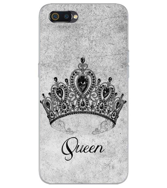 Queen Back Cover for Realme C2