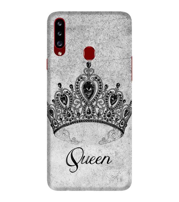 Queen Back Cover for Samsung Galaxy A20s