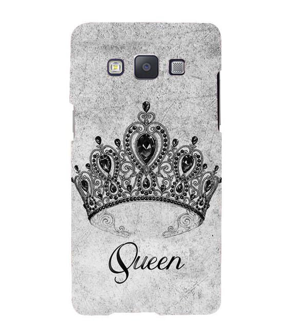 Queen Back Cover for Samsung Galaxy A7 (2015)