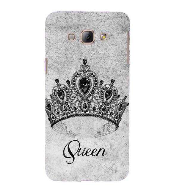 Queen Back Cover for Samsung Galaxy A8 (2015)