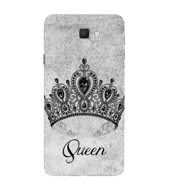 Queen Back Cover for Samsung Galaxy C9 Pro