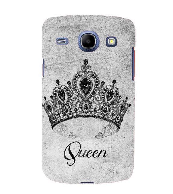 Queen Back Cover for Samsung Galaxy Core I8260