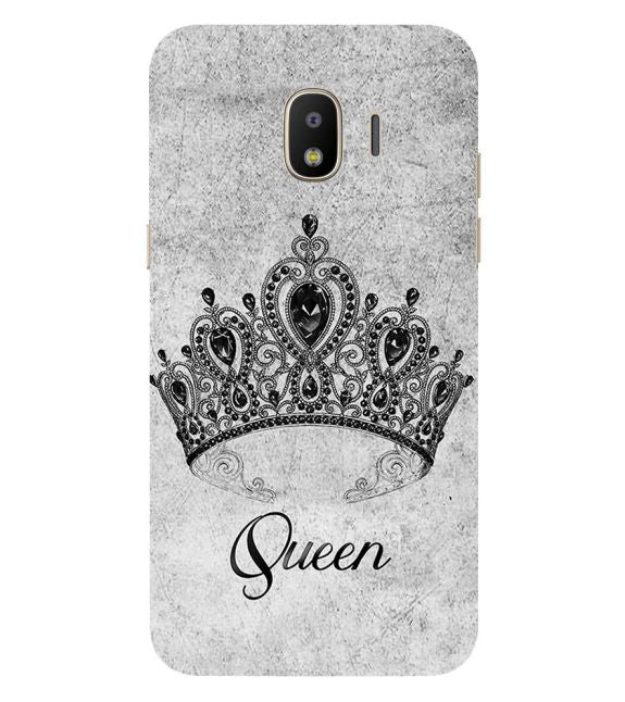 Queen Back Cover for Samsung Galaxy J2 (2018)