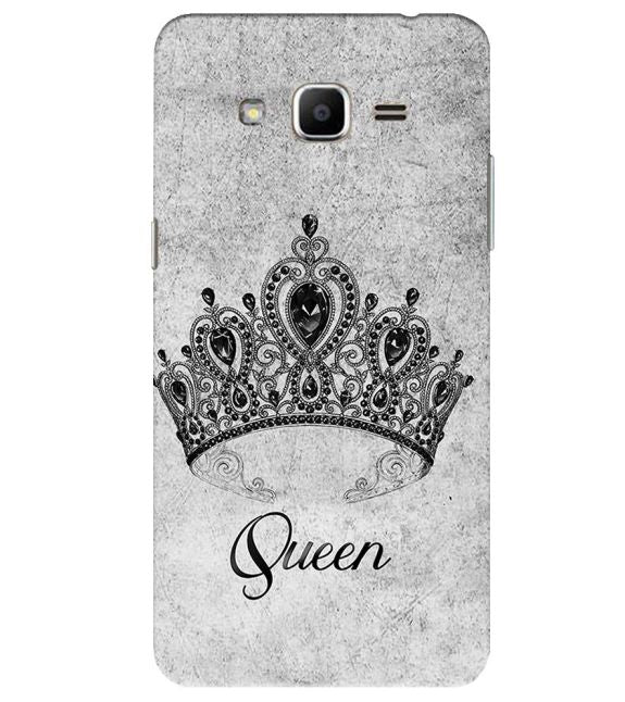 Queen Back Cover for Samsung Galaxy J2 Ace