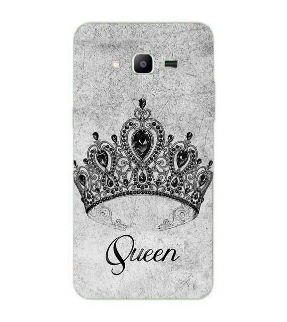 Queen Back Cover for Samsung Galaxy J2 Prime