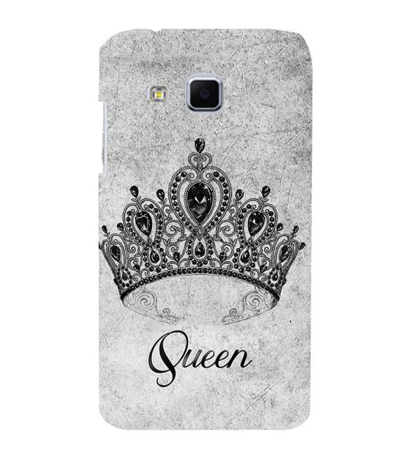 Queen Back Cover for Samsung Galaxy J3