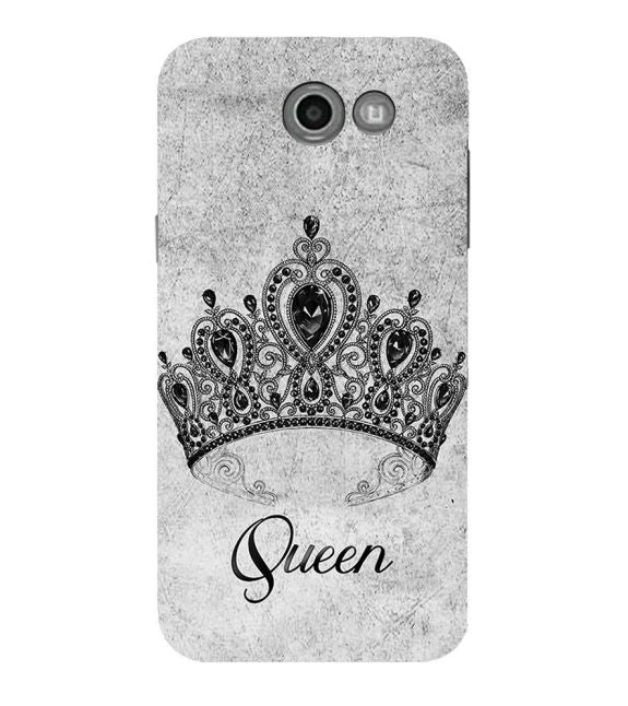 Queen Back Cover for Samsung Galaxy J7 (2017)