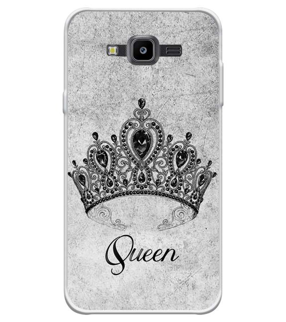 Queen Back Cover for Samsung Galaxy J7 Nxt