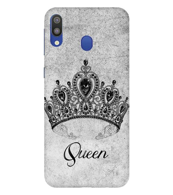 Queen Back Cover for Samsung Galaxy M20