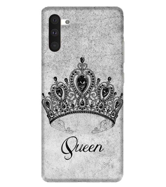 Queen Back Cover for Samsung Galaxy Note 10