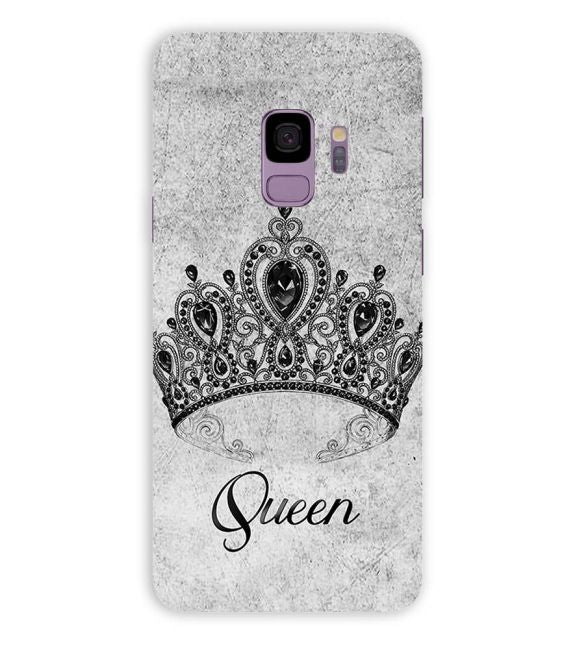 Queen Back Cover for Samsung Galaxy S9